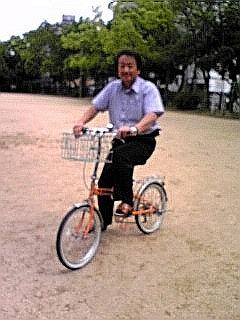 ... 地帯!自転車の乗り方